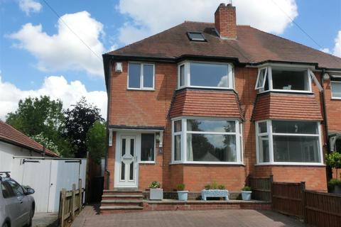3 bedroom semi-detached house for sale - Colebrook Road, Shirley, Solihull
