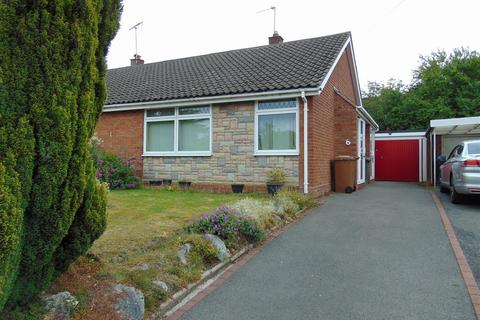 2 bedroom semi-detached bungalow for sale - Wheat Hill, Orchard Hills, Walsall