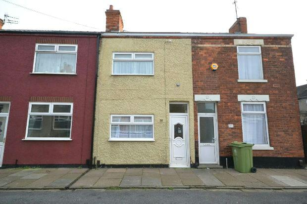3 Bedrooms Terraced House for rent in Joseph Street, GRIMSBY