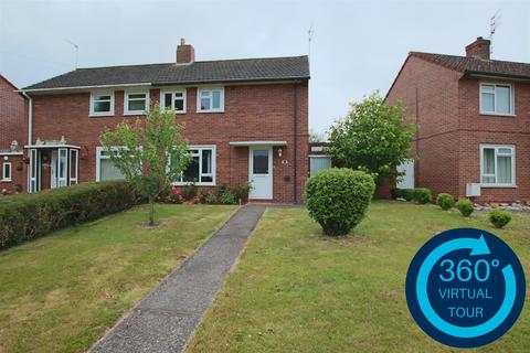 2 bedroom semi-detached house for sale - Thornpark Rise, Whipton, Exeter