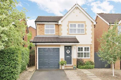 3 bedroom detached house for sale - Burns Way, Harrogate, North Yorkshire