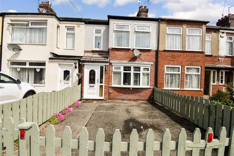 3 bedroom terraced house for sale - Woodlands Road, Hull
