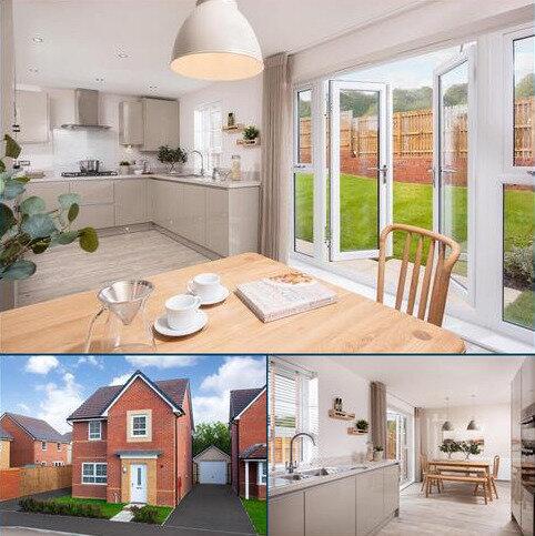4 bedroom detached house for sale - Plot 149, Kingsley at St Michael's Gate, Llantarnam Road, Llantarnam, CWMBRAN NP44