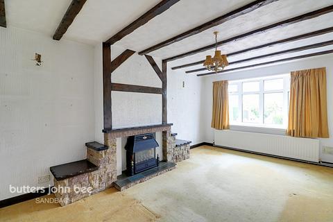 3 bedroom semi-detached bungalow for sale - St. Johns Way, Sandbach