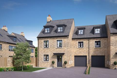 4 bedroom semi-detached house for sale - Plot 10, The Towers at Mount Vale Gardens, Towton Avenue, York YO24