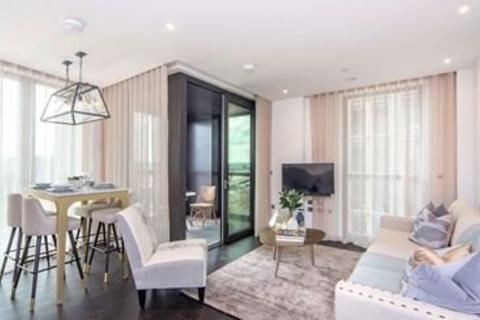 2 bedroom flat to rent - Thornes House, 6-8 Charles Clowes Walk, London