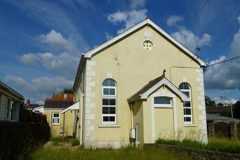 1 bedroom semi-detached house for sale - Elim Chapel, Ammanford, Carmarthenshire.