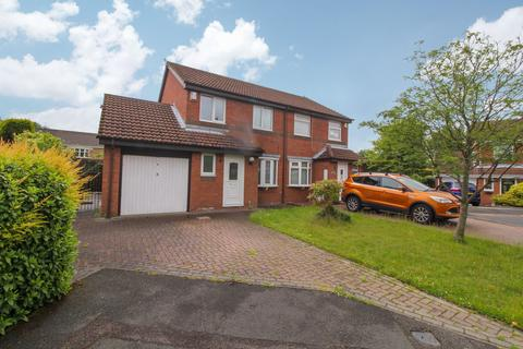 3 bedroom semi-detached house for sale - Wensley Close, Newcastle upon Tyne, Tyne and Wear, NE5 4ST