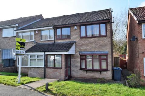 3 bedroom semi-detached house to rent - Pitcairn Close, Stirchley