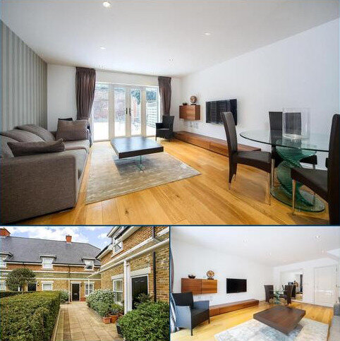 2 bedroom terraced house to rent - Falmouth Walk, Roehampton, London, SW15