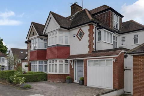5 bedroom semi-detached house for sale - Templars Crescent, Finchley Central, London, N3
