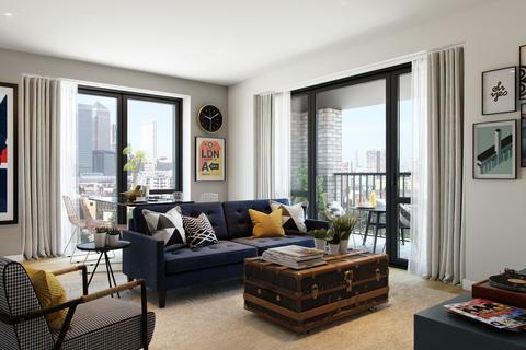 2 bedroom flat for sale - Apartment 57, Gabriel Court, Oxbow, 1 New Village Avenue, London, E14