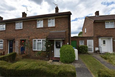 3 bedroom end of terrace house for sale - Wilwood Road, Priestwood, Bracknell, Berkshire