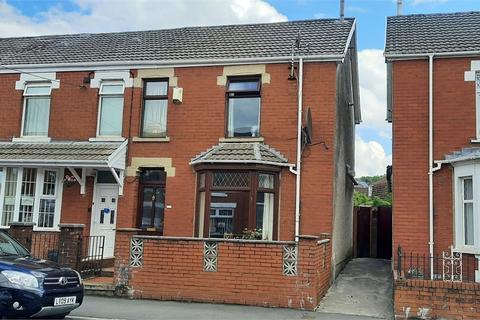 3 bedroom end of terrace house for sale - Turberville Street, Garth, Maesteg, Mid Glamorgan