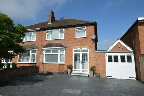 3 bedroom semi-detached house for sale - Westdale Avenue, Glen Parva, Leicester