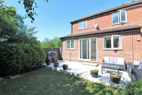 3 bedroom semi-detached house for sale - Moncrieff Drive, Leamington Spa