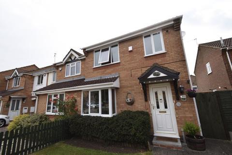3 bedroom semi-detached house for sale - Burnet Close, Hamilton, Leicester