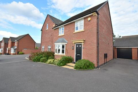 4 bedroom detached house for sale - Boundary Close, Scraptoft, Leicester