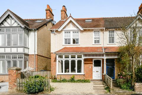 4 bedroom semi-detached house for sale - Lonsdale Road, Summertown, OX2