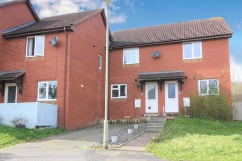 2 bedroom terraced house for sale - Foxglove Rise, Exeter
