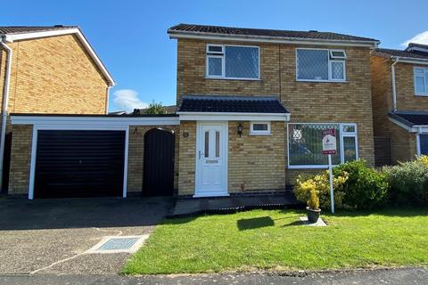 3 bedroom detached house for sale - Tamar Road, Melton Mowbray