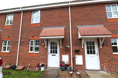 2 bedroom terraced house for sale - Farndale Road, Bridlington