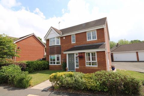 4 bedroom detached house for sale - Lingmoor Grove, Aldridge