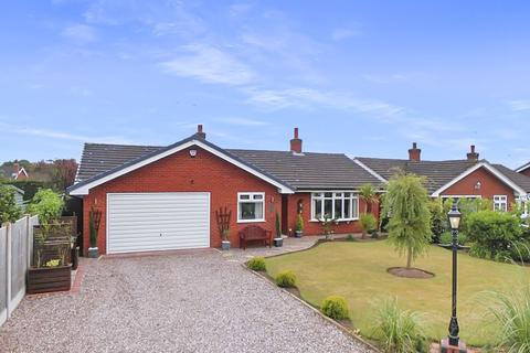 3 bedroom detached bungalow for sale - Riddings Lane, Wybunbury, Cheshire