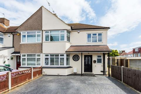 4 bedroom end of terrace house for sale - Penshurst Avenue, Sidcup, DA15