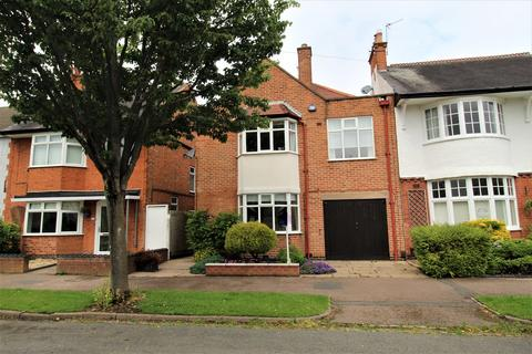 4 bedroom semi-detached house for sale - Westhill Road, Leicester, LE3