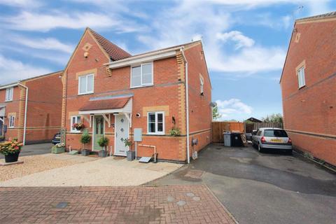 2 bedroom semi-detached house for sale - Moorgate Close, Morton