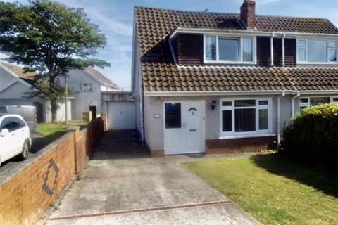 3 bedroom semi-detached house for sale - Beaufort Drive, Kittle, Swansea