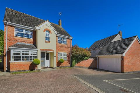 4 bedroom detached house for sale - White Hart Close, Billesdon