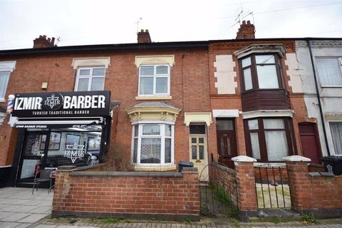 2 bedroom terraced house for sale - Fosse Road North, Leicester