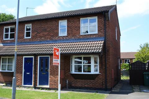 3 bedroom semi-detached house for sale - Montrose Close, Grantham