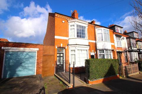 4 bedroom end of terrace house for sale - Upperton Road, Leicester