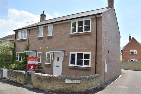2 bedroom semi-detached house for sale - Folly Mill Mews, Bridport