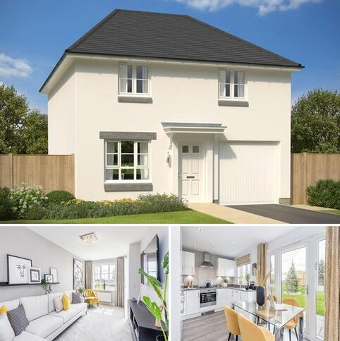 4 bedroom detached house for sale - Plot 167, Glenbuchat at Barratt at Culloden West, 1 Appin Drive, Culloden IV2