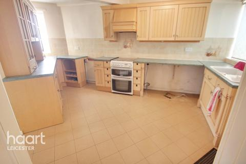 3 bedroom terraced house for sale - Harlaxton Street, Leicester