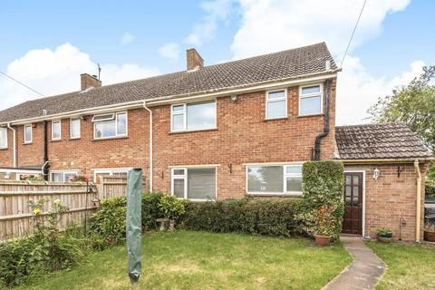3 bedroom end of terrace house for sale - Gozzards Ford, Abingdon, OX13