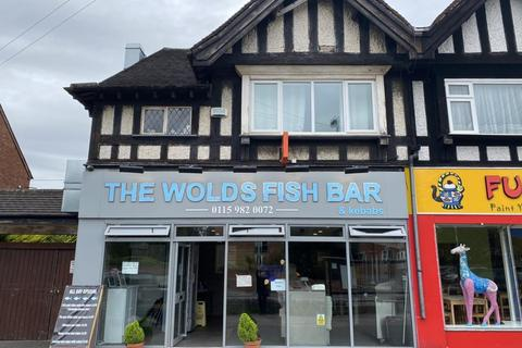 Takeaway for sale - Leasehold Fish and Chip Takeaway Located In Nottingham