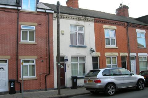 2 bedroom terraced house to rent - Tudor Road, Leicester LE3