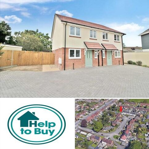 3 bedroom semi-detached house for sale - Rodwell Close, Kinson, Bournemouth