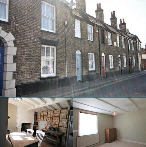 2 bedroom terraced house to rent - Strand Street, Sandwich CT13