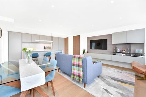 2 bedroom flat for sale - Blake Tower, 2 Fann Street, London, EC2Y