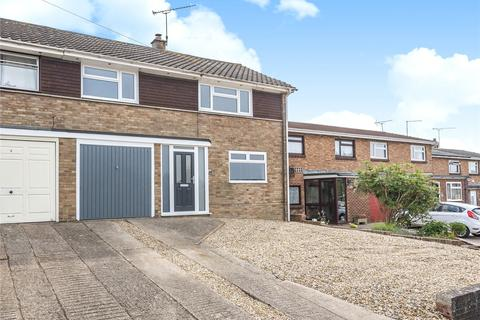 3 bedroom semi-detached house for sale - Covey Way, Alresford, Hampshire, SO24