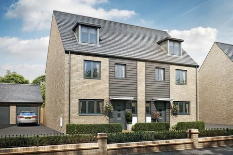 4 bedroom semi-detached house for sale - Plot 166, The Leicester at Cranford Chase, Cranford Road, Barton Seagrave NN15