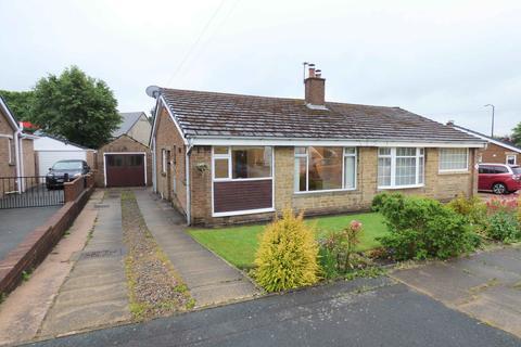 2 bedroom semi-detached bungalow for sale - 5 Escroft Close, Wyke BD12 9DN