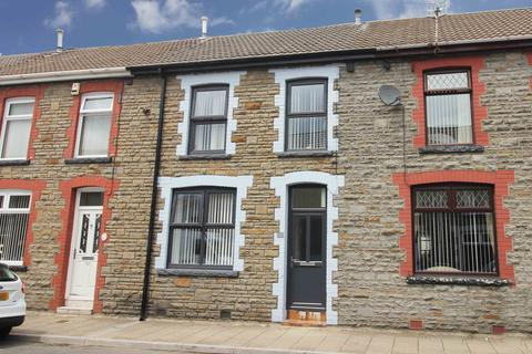3 bedroom terraced house to rent - Prichard Street, Tonyrefail CF39 8PB