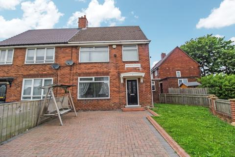 3 bedroom semi-detached house for sale - Holden Place, Blakelaw, Newcastle upon Tyne, Tyne and Wear, NE5 3EB